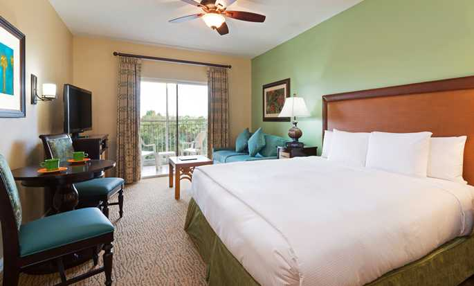 Hilton Grand Vacations at SeaWorld hotel - Queen Bed Studio