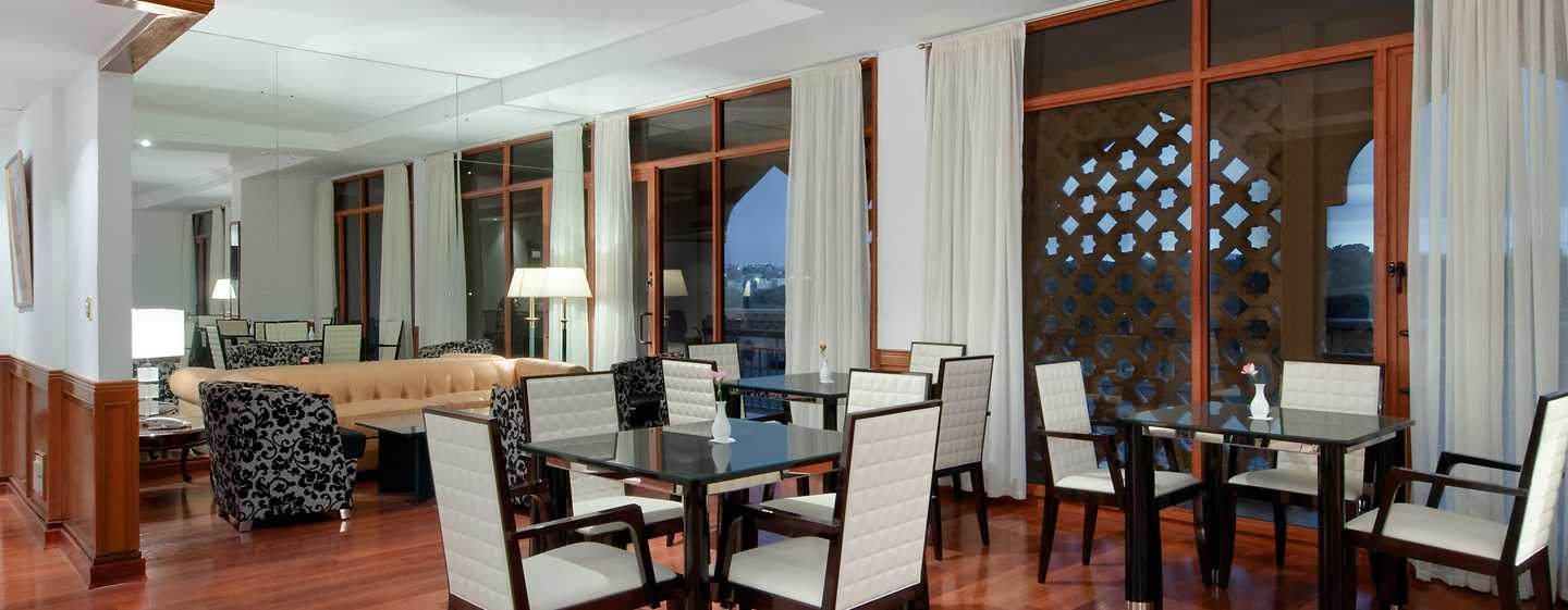 Hotel Hilton Alger, Algeria - Executive Lounge