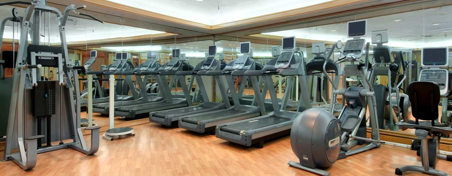 Hotel Hilton Alger, Algeria - Fitness center