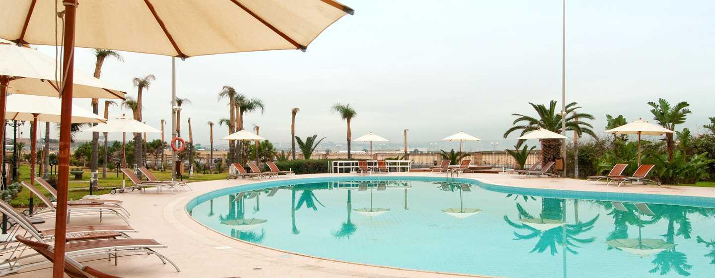 Hilton Algiers, Algerien – Außenpool