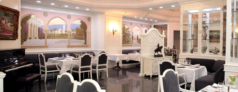 Hilton Algiers, Algerien – Restaurant Sara
