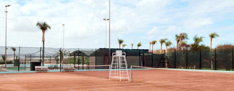Hilton Algiers, Algerien – Tennisplatz