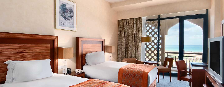 Hilton Algiers, Algerien – Deluxe Zweibettzimmer