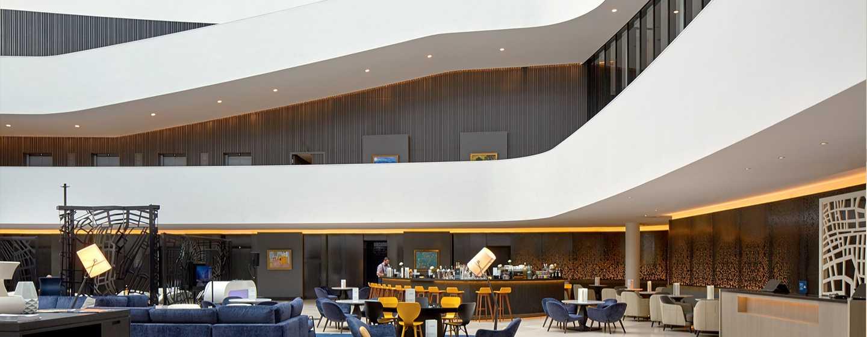 Hilton Amsterdam Airport Schiphol hotel, Nederland - Axis Bar