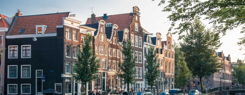 Hilton Amsterdam Airport Schiphol hotel, Nederland - Attracties