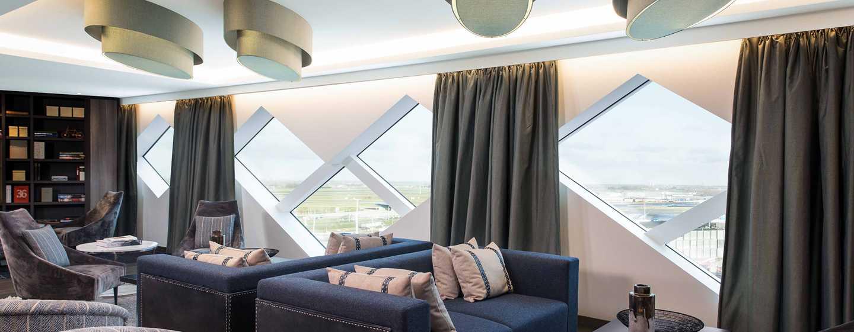 Hilton Amsterdam Airport Schiphol hotel, Nederland - Executive Lounge