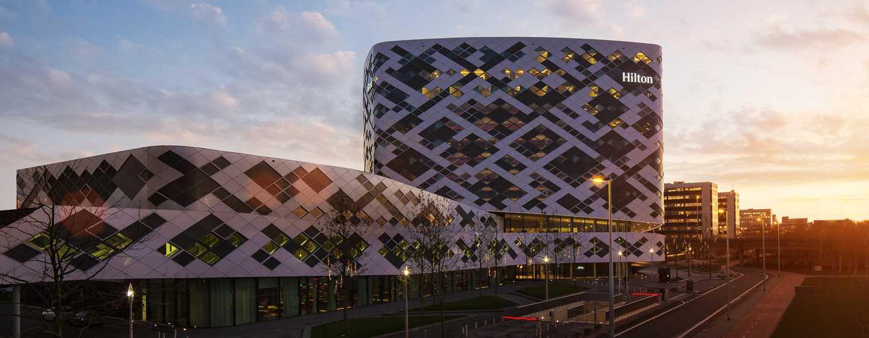 Hilton Amsterdam Airport Schiphol, Nederland - Hotel View