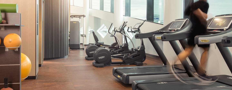 Hilton Amsterdam Airport Schiphol hotel, Nederland - Fitness Centre