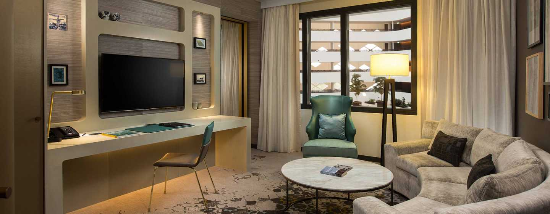 Hilton Amsterdam Airport Schiphol hotel, Nederland - Junior suite