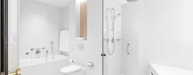Hilton Amsterdam Airport Schiphol hotel, Nederland - Bathroom