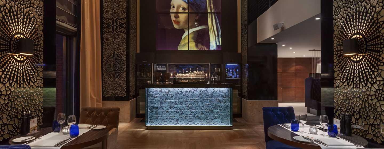 Hilton The Hague, Nederland - Restaurant Pearl