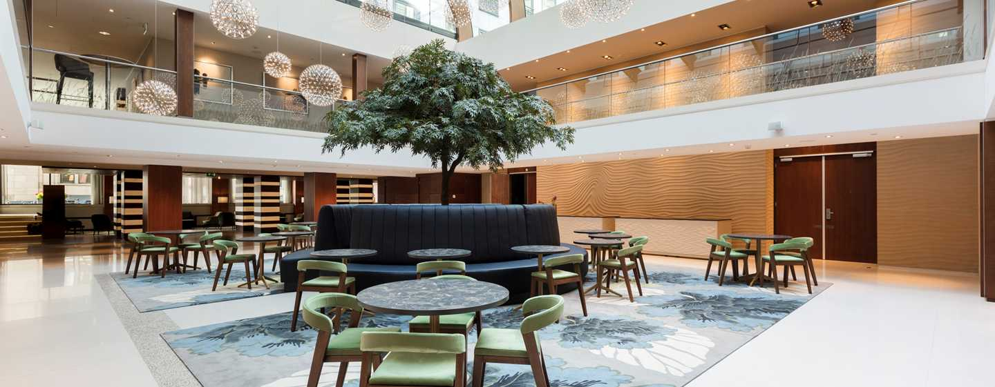 Hilton The Hague, Nederland - Atrium