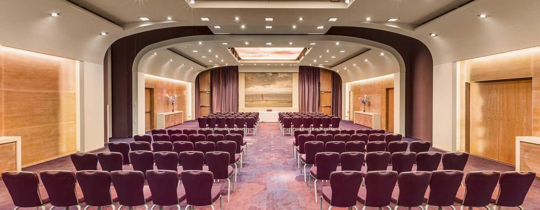 Hilton The Hague, Nederland - Vergaderzaal Mesdag leslokaal