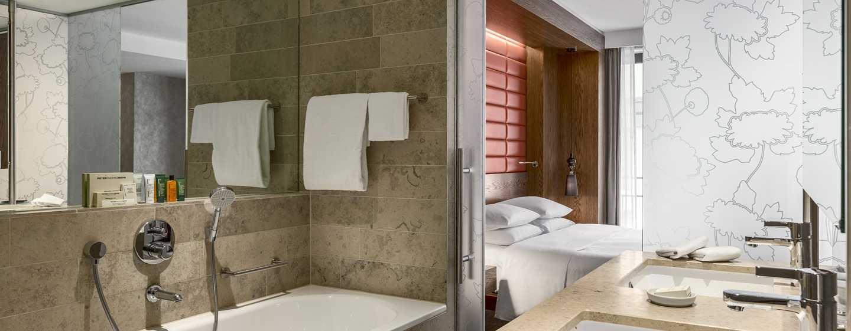 Hilton The Hague, Nederland - Badkamer