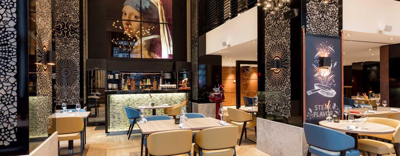 Hilton The Hague, Nederland - Restaurant Perl