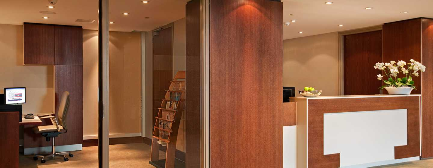 Hilton The Hague, Nederland - Businesscenter