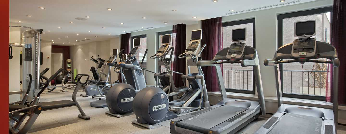 Hilton The Hague, Nederland - Fitnesscentrum
