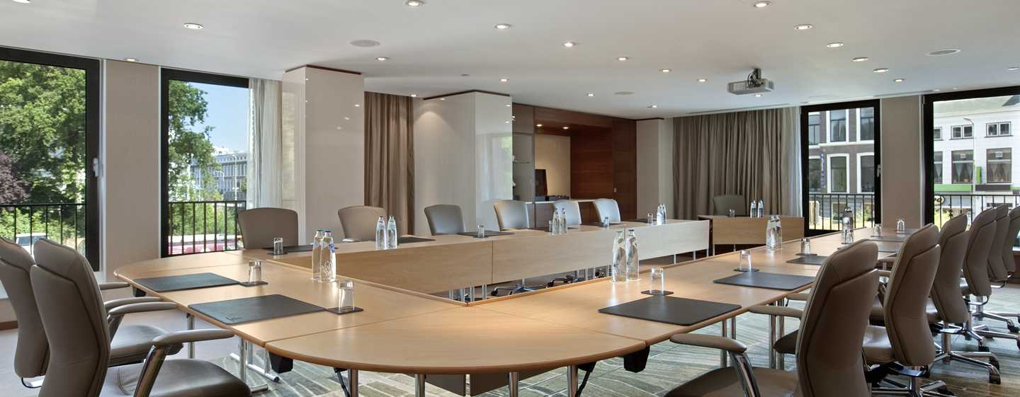 Hilton The Hague, Nederland - Conferentiezaal Blue
