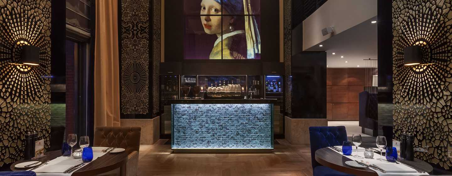 Hilton The Hague, Nederland - Restaurant Perl