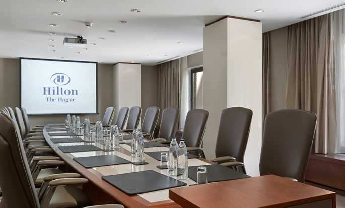 Hilton The Hague, Netherlands - Platinum Boardroom