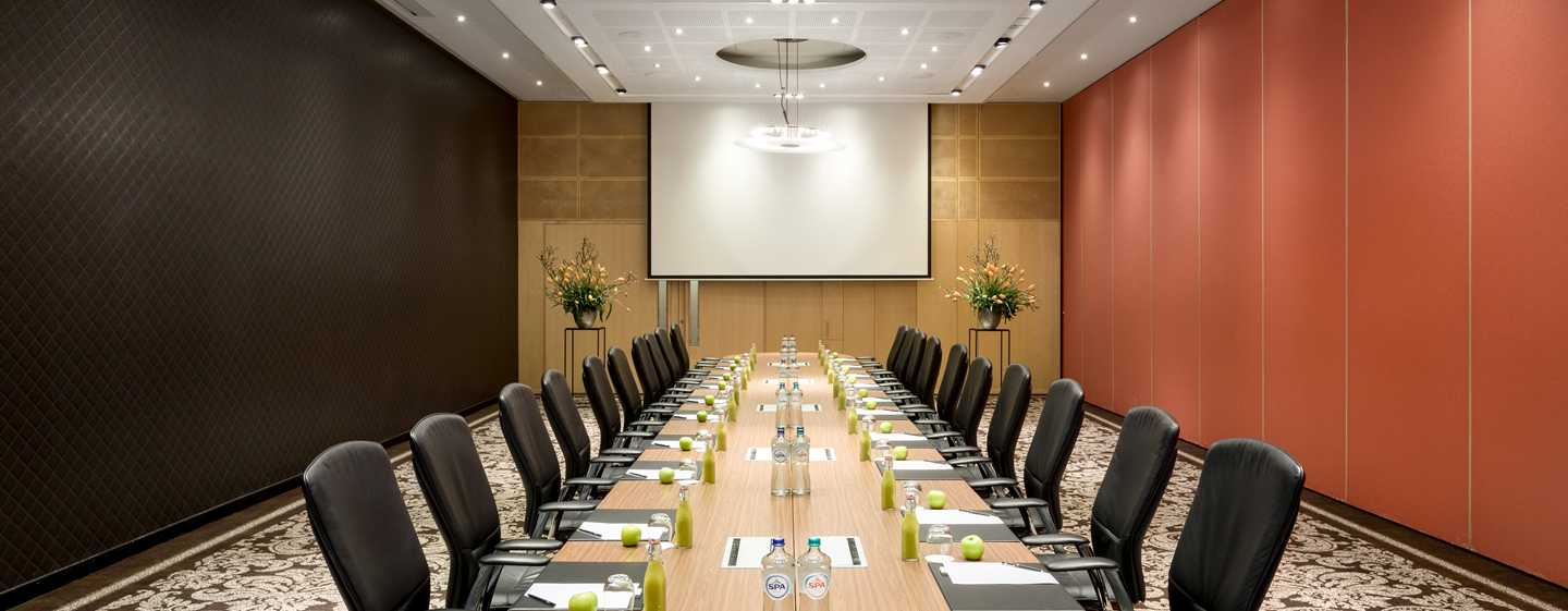 Hilton Amsterdam hotel, the Netherlands - Boardroom