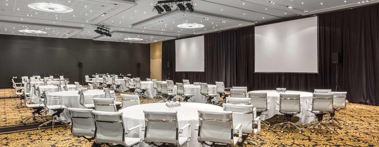 Hôtel Hilton Amsterdam, Pays-Bas - Salle de conférence