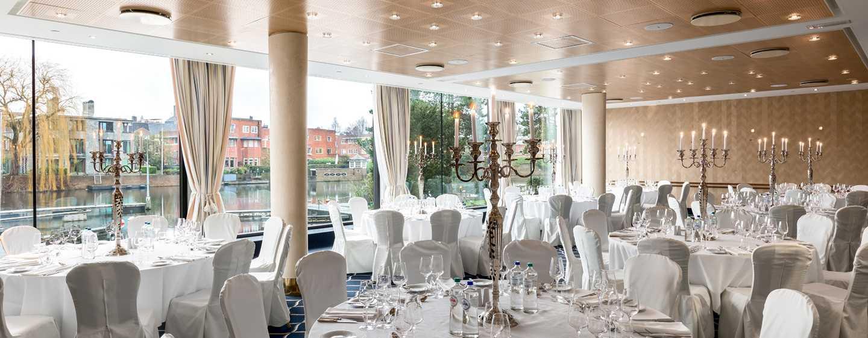 Hilton Amsterdam hotel, Nederland - Amstel room