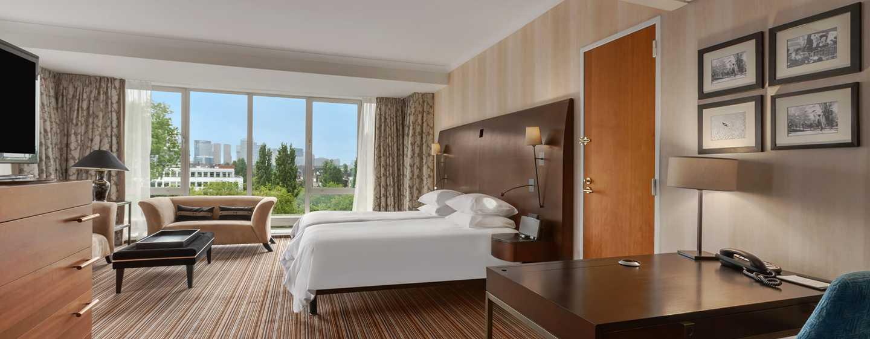 Hilton Amsterdam hotel, Nederland - Junior suite