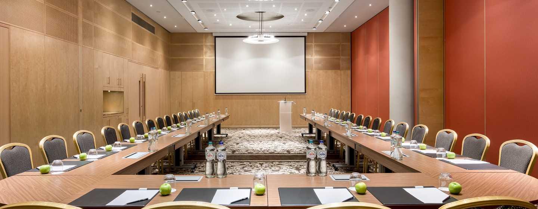 Hilton Amsterdam hotel, Nederland - Meetingroom