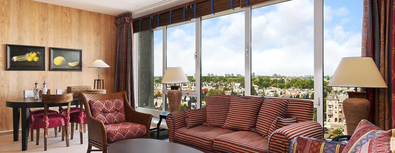 Hilton Amsterdam - Gerenommeerd Luxe Hotel in Oud-Zuid