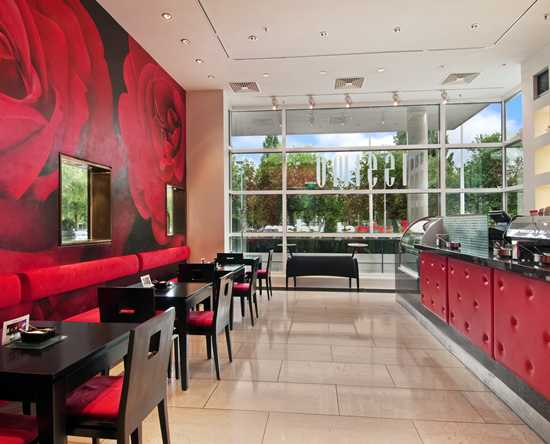Hilton Amsterdam Hotel, the Netherlands - Issimo Restaurant