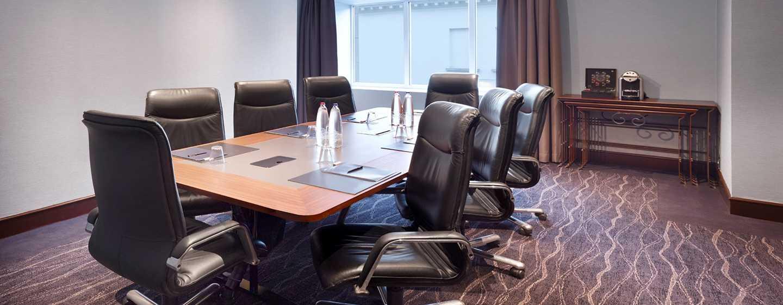 Hôtel Hilton Antwerp Old Town, Belgique - Salle de réunion Shah