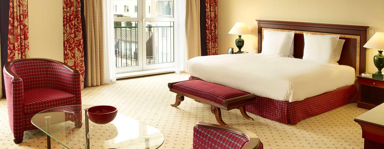 Hilton Antwerp Old Town Hotel, België- Junior suite