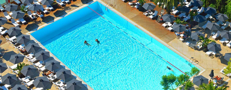Hilton Athens Hotel, Griechenland– Außenpool