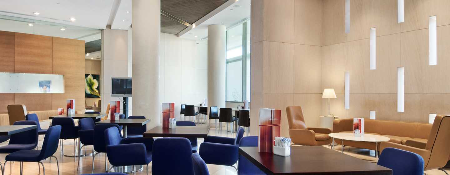 Hilton Athens – Lounge Aethrion