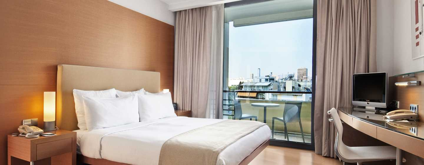 Hilton Athens – Zimmer