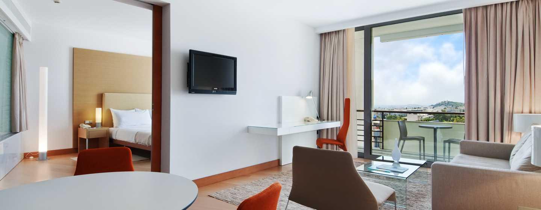 Hilton Athens – Junior Suite
