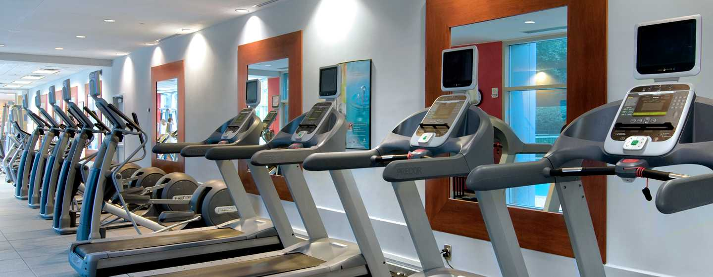Hilton Atlanta Airport Hotel – Fitness Center