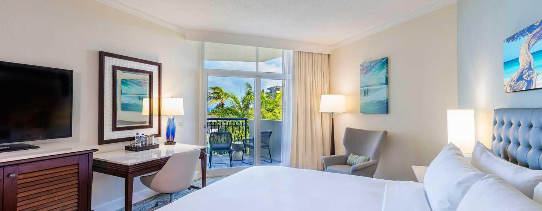Hilton Aruba Caribbean Resort & Casino hotel, Aruba - Kamer met kingsize bed