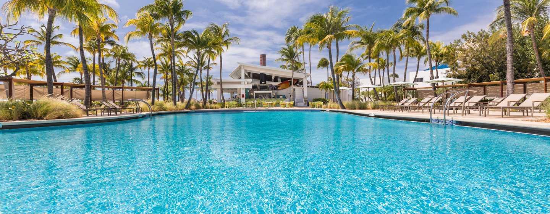 Hilton Aruba Caribbean Resort & Casino hotel, Aruba - Actief zwembad
