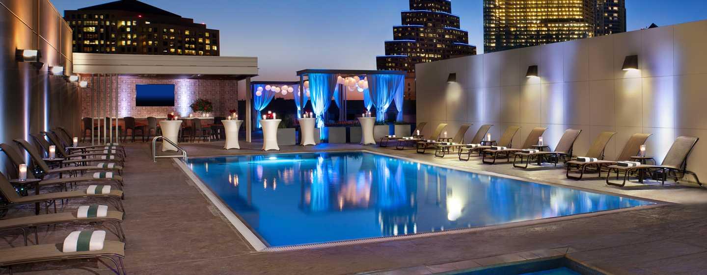 Hotell I Austin Texas Hilton Austin