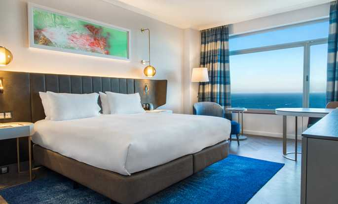 Hotel Hilton Diagonal Mar Barcelona, Espanha – Quarto King Executive
