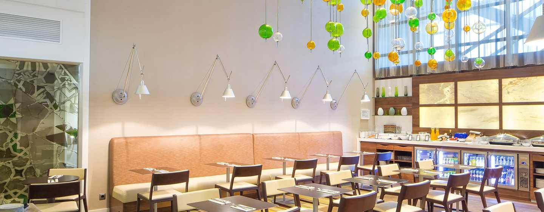 Hotel Hilton Barcelona, España - Sala de estar ejecutiva