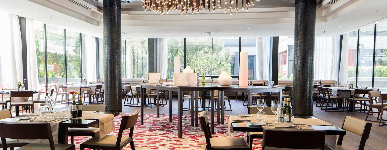 Hôtel Hilton Barcelona, Espagne - Restaurant Mosaic