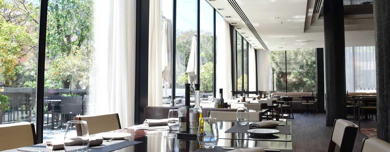 Hotel Hilton Barcelona, España - Restaurante Mosaic