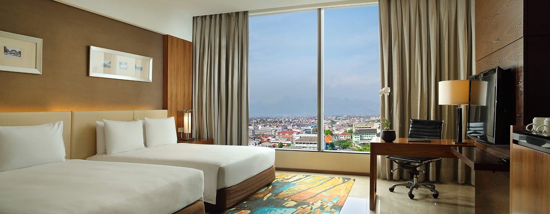 Hilton Bandung - Kamar Deluxe Queen
