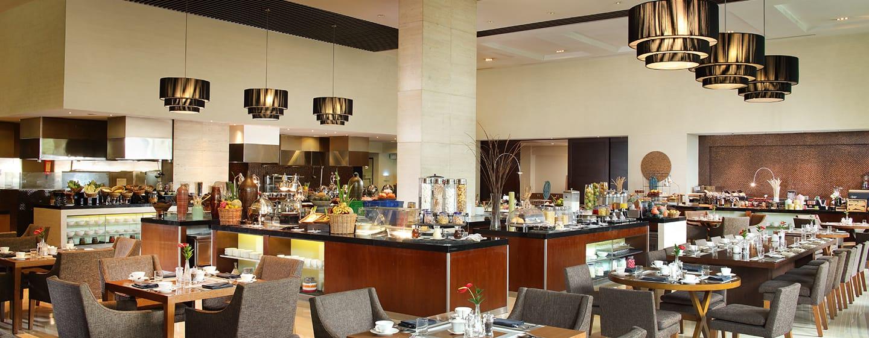 Hilton Bandung - Restoran Purnawarman