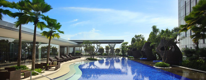 Area Rekreasi Hilton Bandung