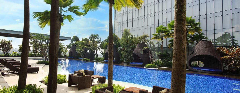 Hilton Bandung - Kolam Renang