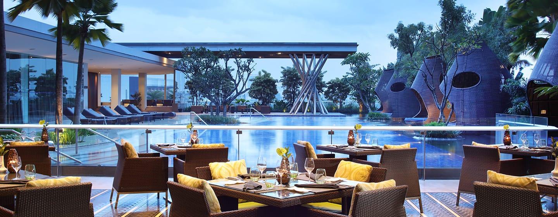 Hilton Bandung - Restoran Fresco